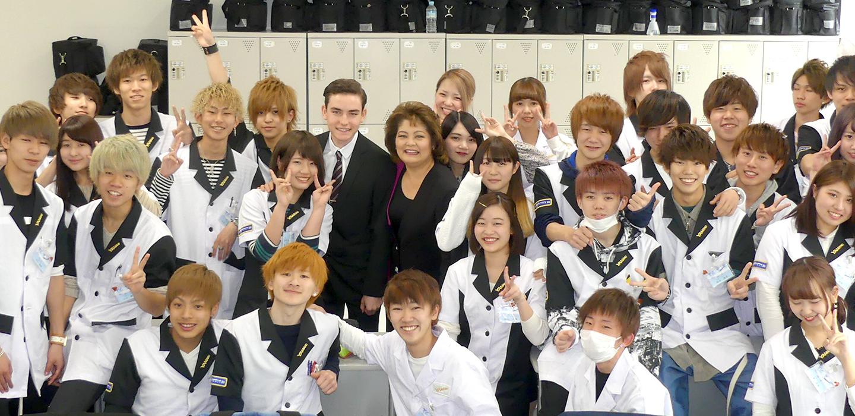 山野 美容 専門 学校